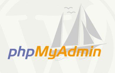 changer mot de passe phpmyadmin