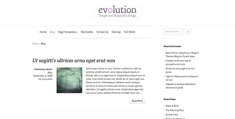 evolution-blog