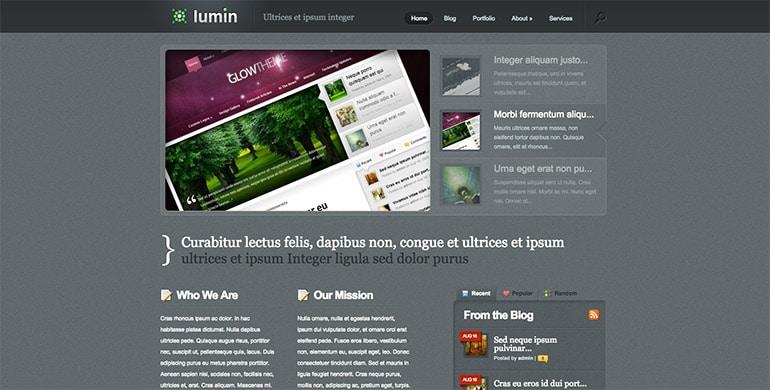 lumin-theme