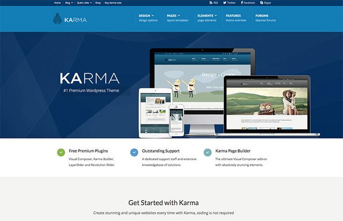 theme-karma