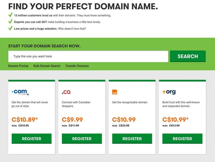 choisir un nom de domaine