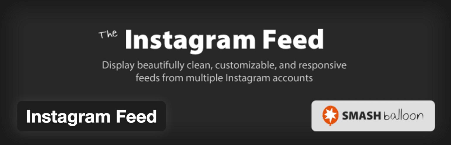 Instagram feed, flux