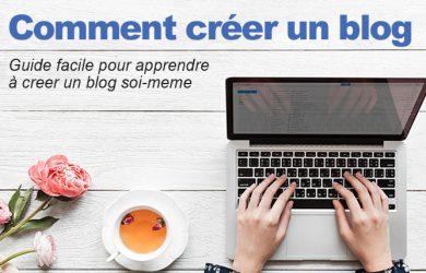 créer un site ou blog WordPress