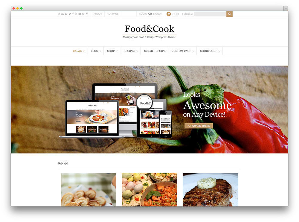 food-and-cook-wp-themes