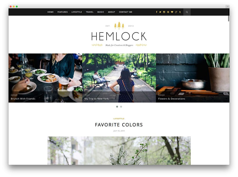 hemlock-wordpress-blog-theme