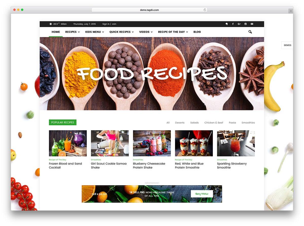 newsmag-food-magazine-wordpress-website-template