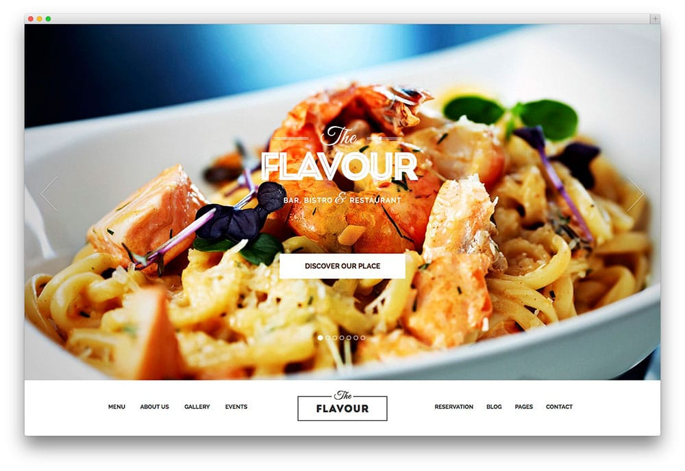 the-flavour-food-theme