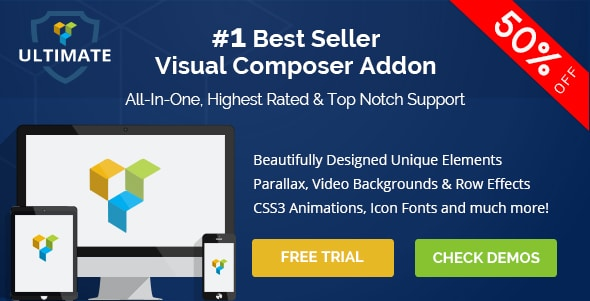 Ultimate Addon Visual Composer