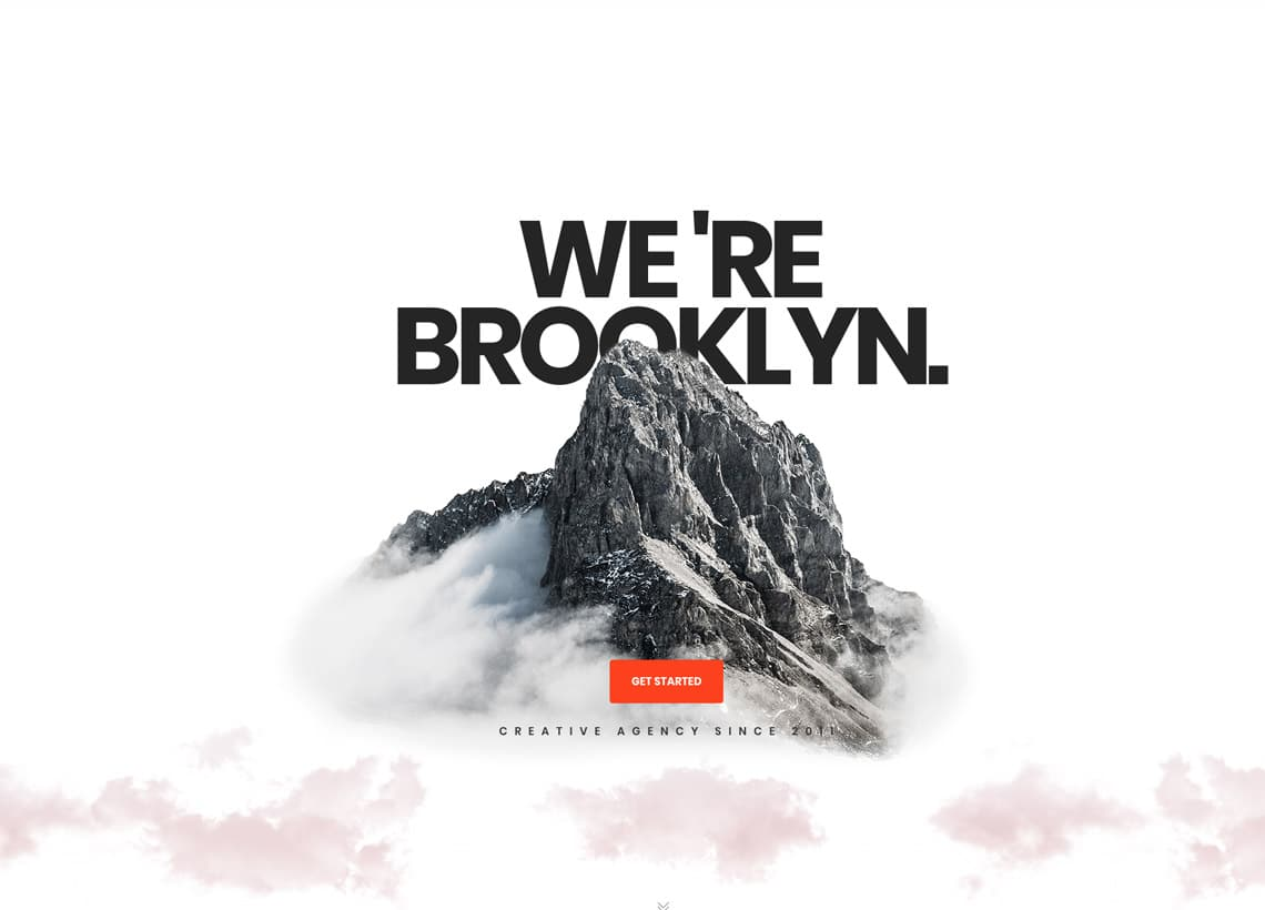 démo thème Brooklyn 1