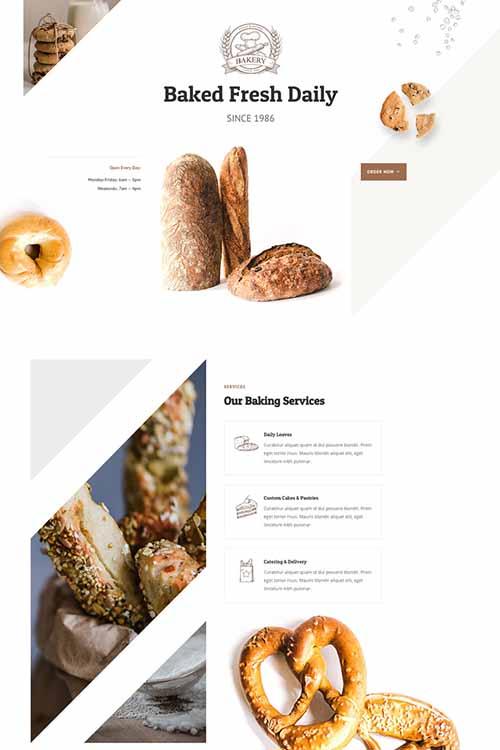 Divi restaurant boulangerie