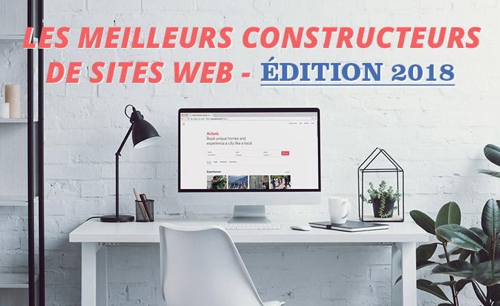 constructeurs de site web