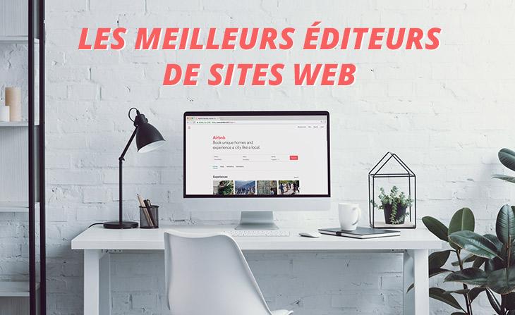 meilleurs éditeurs de site