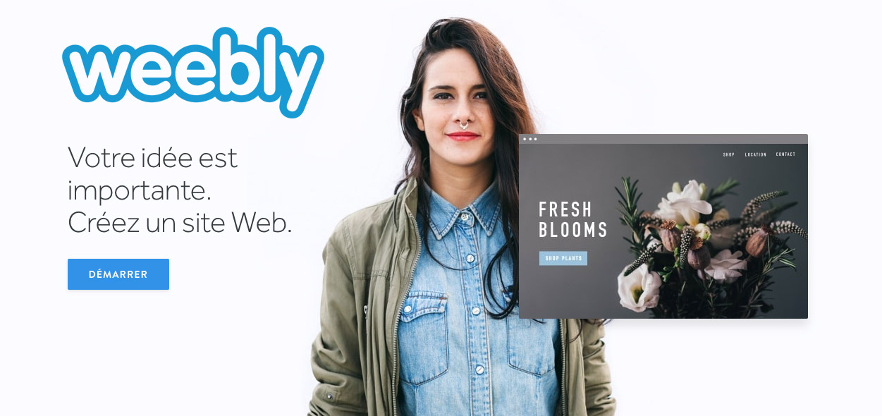 weebly site web