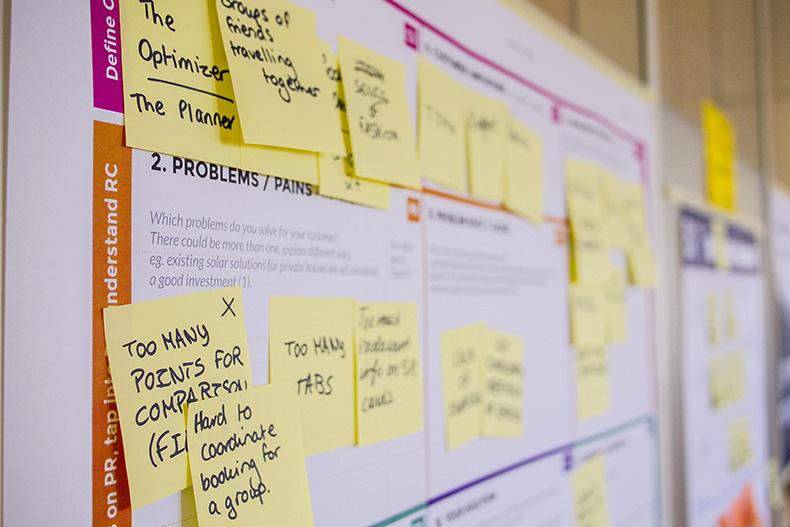 checklist planification web