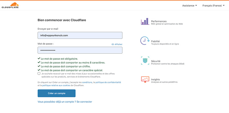 cloudflare-creer-compte