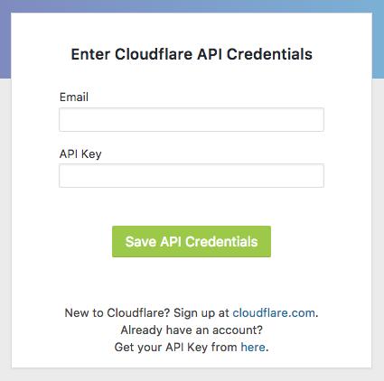 cloudflare-credentials