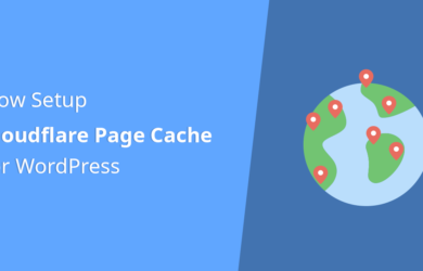 cloudflare cache wordpress pages