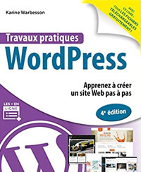 Livre Travaux pratiques avec WordPress