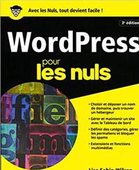 Livre WordPress pour les Nuls